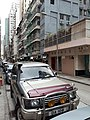HK SYP 西營盤 Sai Ying Pun 高街 High Street sidewalk carpark automobile April 2020 SS2 07.jpg