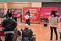 HK YL 元朗 Yuen Long 鳳琴街體育館 Fung Kam Street Sports Centre interior n visitors Lunar CNY event Feb 2017 IX1.jpg