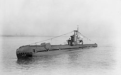 HMS Stratagem im September 1943