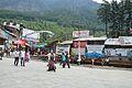 HPTDC Bus Terminus - Mall Road - Manali 2014-05-11 2627.JPG