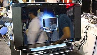 HP TouchSmart - HP TouchSmart IQ770