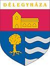 Huy hiệu của Délegyháza