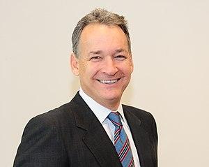 Harry Crosby (businessman) - Crosby in 2013