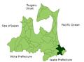 Hachinohe in Aomori Prefecture.png