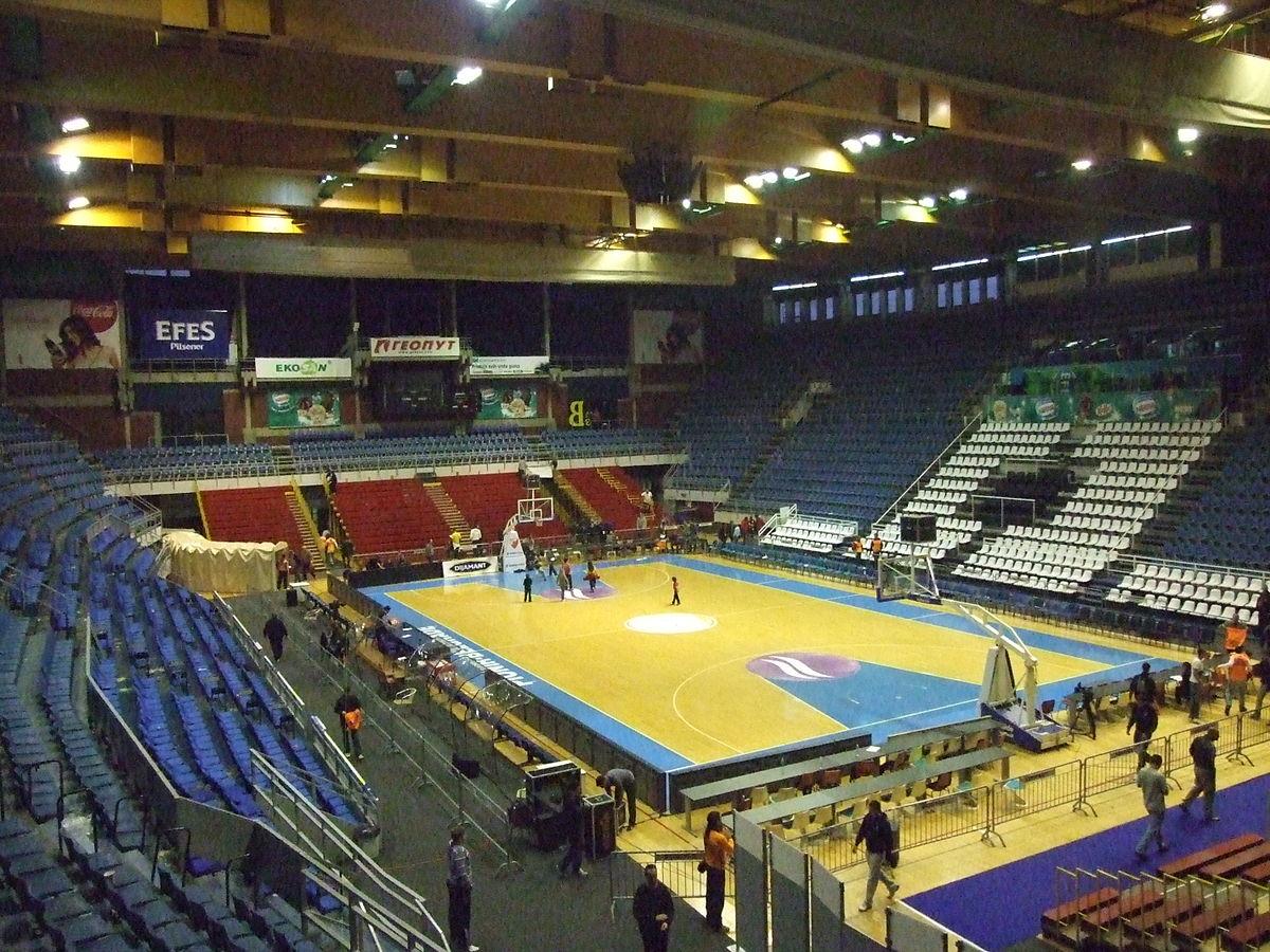 mapa beograda arena Aleksandar Nikolić Hall   Wikipedia mapa beograda arena