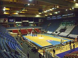 Aleksandar Nikolić Hall Indoor arena in Serbia