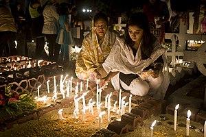 Geography of Halloween - Image: Halloween Bangladesh