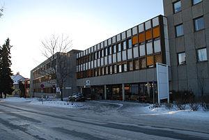 Innlandet Hospital Trust - Headquarters of Innlandet Hospital Hamar.
