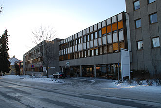 Innlandet Hospital Trust - Headquarters of Innlandet Hospital Hamar.