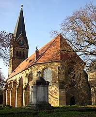 Hamersleben parish church