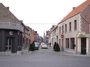 Hamme - Image: Hamme Kapellestraat 1