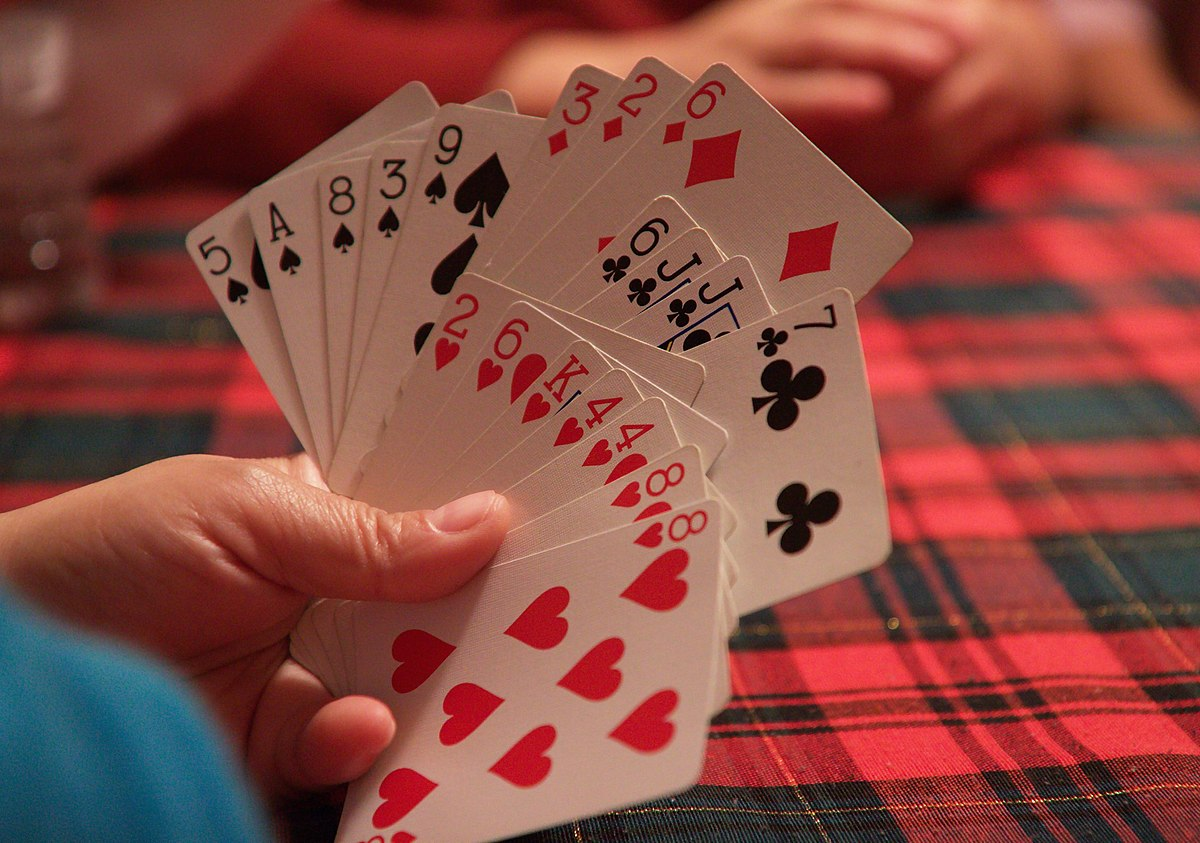 Playing Cards Terms