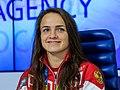 Handball Anna Vyakhireva MoscowTass 08-2016.jpg