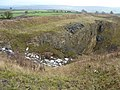 Handy land-fill site in a National Park - geograph.org.uk - 1604308.jpg