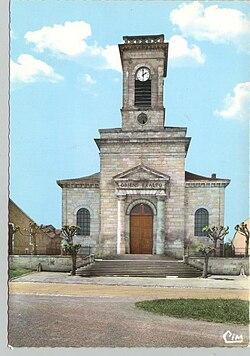 Hannonville-sous-les-Côtes (55) Église Saint-Martin.jpg