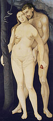Hans Baldung: Adam and Eve