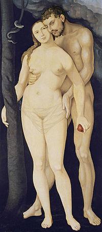 Hans Baldung Grien - Adam und Eva (Museo Thyssen-Bornemisza).jpg