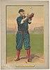 Hans Lobert, Cincinnati Reds, baseball card portrait LCCN2007685623.jpg