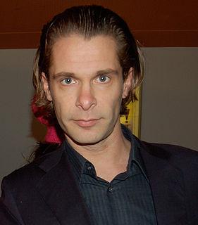 Hans Teeuwen Dutch comedian and actor