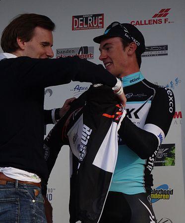 Harelbeke - Driedaagse van West-Vlaanderen, etappe 1, 7 maart 2015, aankomst (B44).JPG