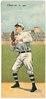 Harold Chase-Edward J. Sweeney, New York Highlanders, baseball card portrait LCCN2007683886.tif
