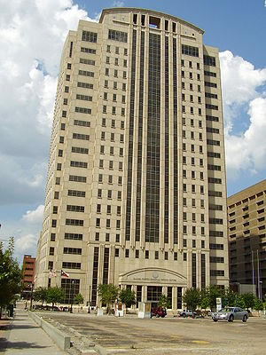 Harris County, Texas Criminal Justice Center