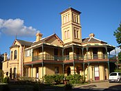 Harris Park Australian International Conservatorium of Music.JPG