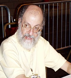 Harry Turtledove på Worldcon 2005 i Glasgow