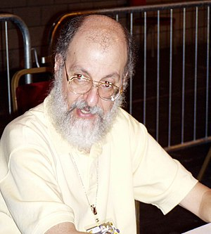 Harry Turtledove - Turtledove at the 2005 Worldcon