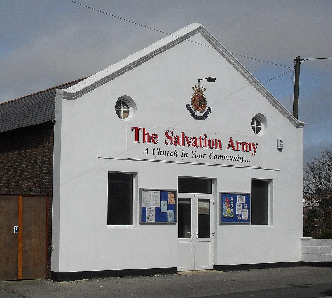 Salvation Army Church Kansas City Mo