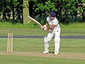 Hatfield Heath CC v. Netteswell CC on Hatfield Heath village green, Essex, England 23.jpg