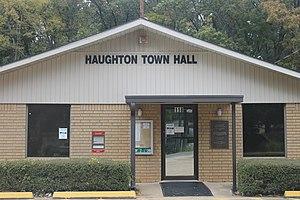 Haughton, Louisiana - Haughton Town Hall