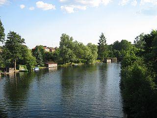 Priepert Place in Mecklenburg-Vorpommern, Germany