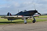 Hawker Hurricane I 'P2902 - DX-R' (G-ROBT) (26283444308).jpg