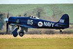 Hawker Sea Fury - Duxford March 2016 (25759057475).jpg