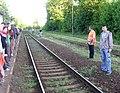 Heřmaničky, zajištění příjezdu vlaku.jpg