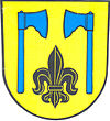 Coat of arms of Heřmanice u Oder