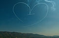 "Heart over the city of Gelendzhik. Three planes L-39. Flight group ""Rus"". (5039364050).jpg"