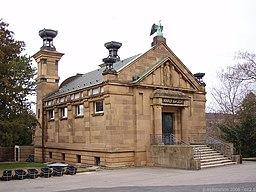 Heilbronn hauptfriedhof krematorium