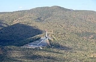 Heroes Acre (Namibia) war memorial in Namibia
