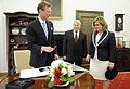 Henri Grand Duke of Luxembourg Maria Teresa Grand Duchess of Luxembourg Senate of Poland 02.JPG