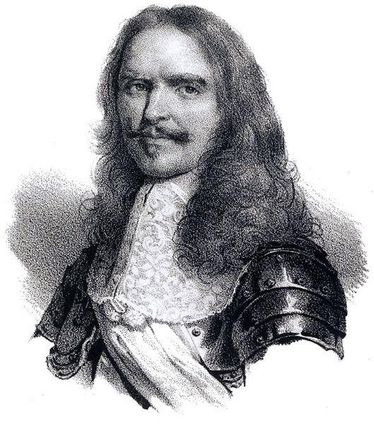 Portrait de Henri de la Tour d'Auvergne-Bouillon