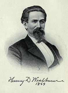 Henry D. Washburn