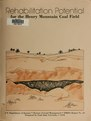 Henry Mountain Coal Field, Garfield County, Utah - energy mineral rehabilitation inventory and analysis (IA henrymountain864300utah).pdf