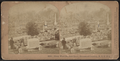 Henry Ward Beecher's grave, Greenwood Cemetery, N.Y., U.S.A, by Kilburn, B. W. (Benjamin West), 1827-1909.png