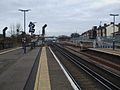 Herne Hill stn northbound platform 2 look north3.JPG