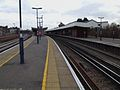 Herne Hill stn southbound platform 3 look south.JPG