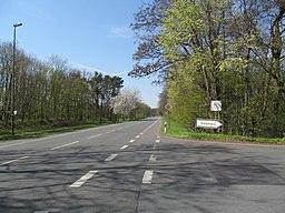 Herzebrocker Straße in Gütersloh