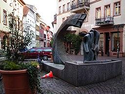 Heumarkt in Heidelberg