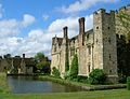 Hever Castle, south front.jpg